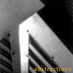 Portfolio of Black and White abstract photographs by Kim Kauffman